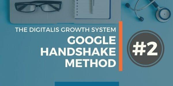 google handshake method