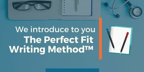 perfect fit writing method