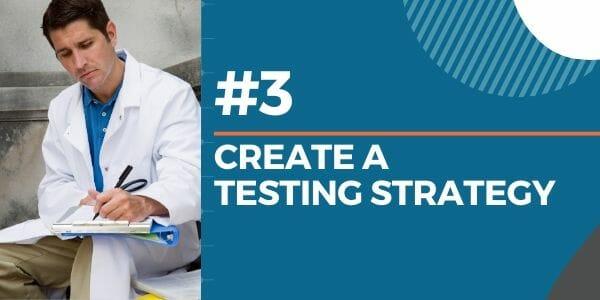 3 testing strategy