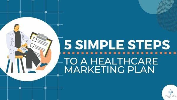 healthcare marketing plan