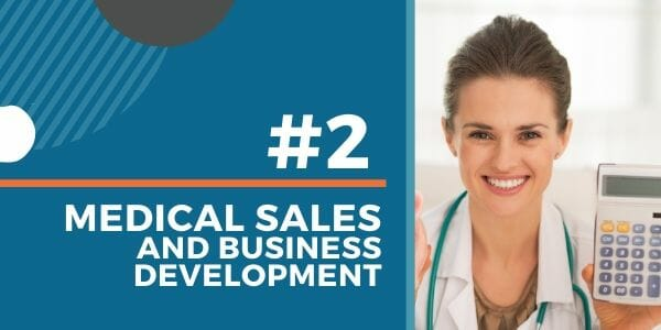 Medical Practice Sales and Development