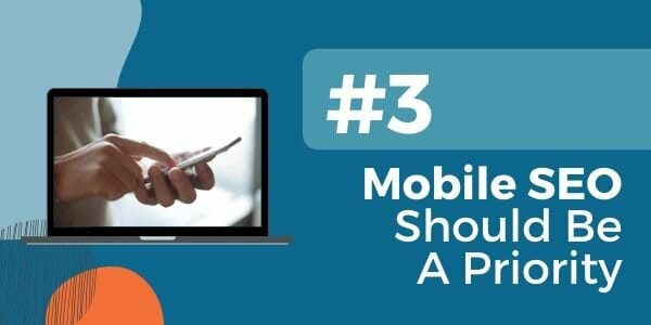 prioritize mobile seo