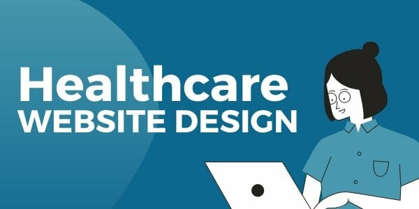 healthcare website design by the experts