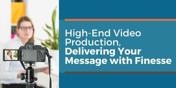video production for the healthcare industry