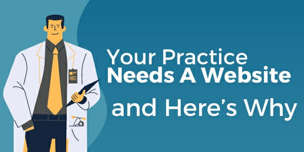 why your practice needs a website