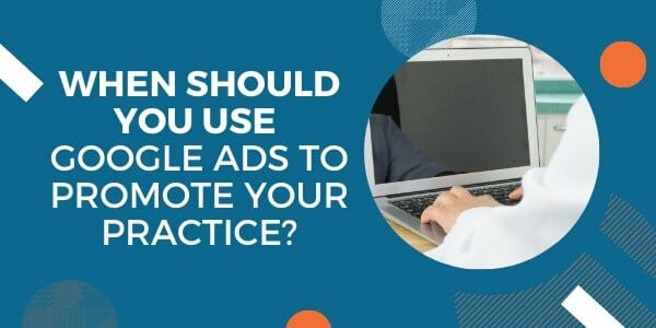 when to use google ads