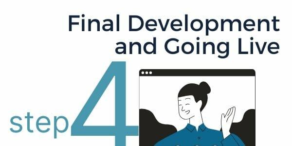 final development and go live