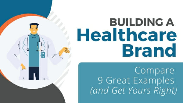 building a healthcare brand