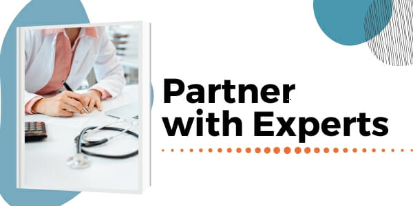 partner with experts
