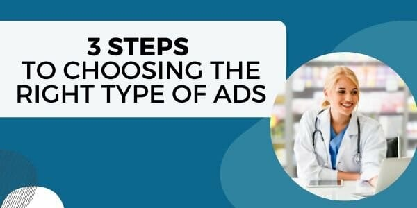 choosing the right type of ads