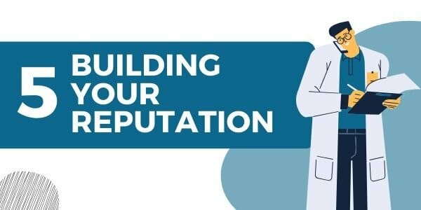 building your reputation