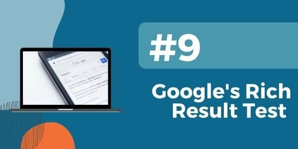 maximize google rich result test