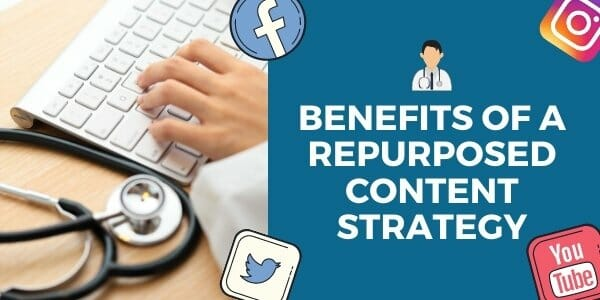 benefits of a repurposed content strategy