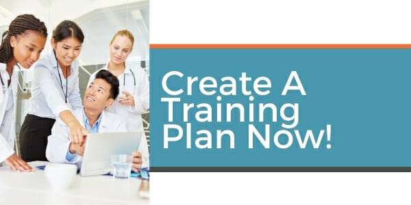 create a training plan