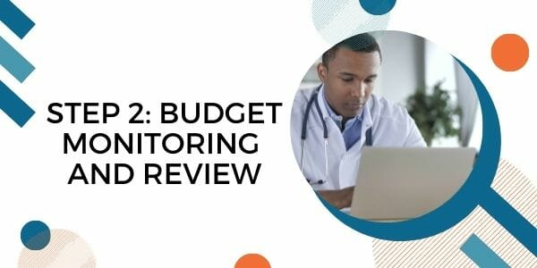 budget monitoring and review